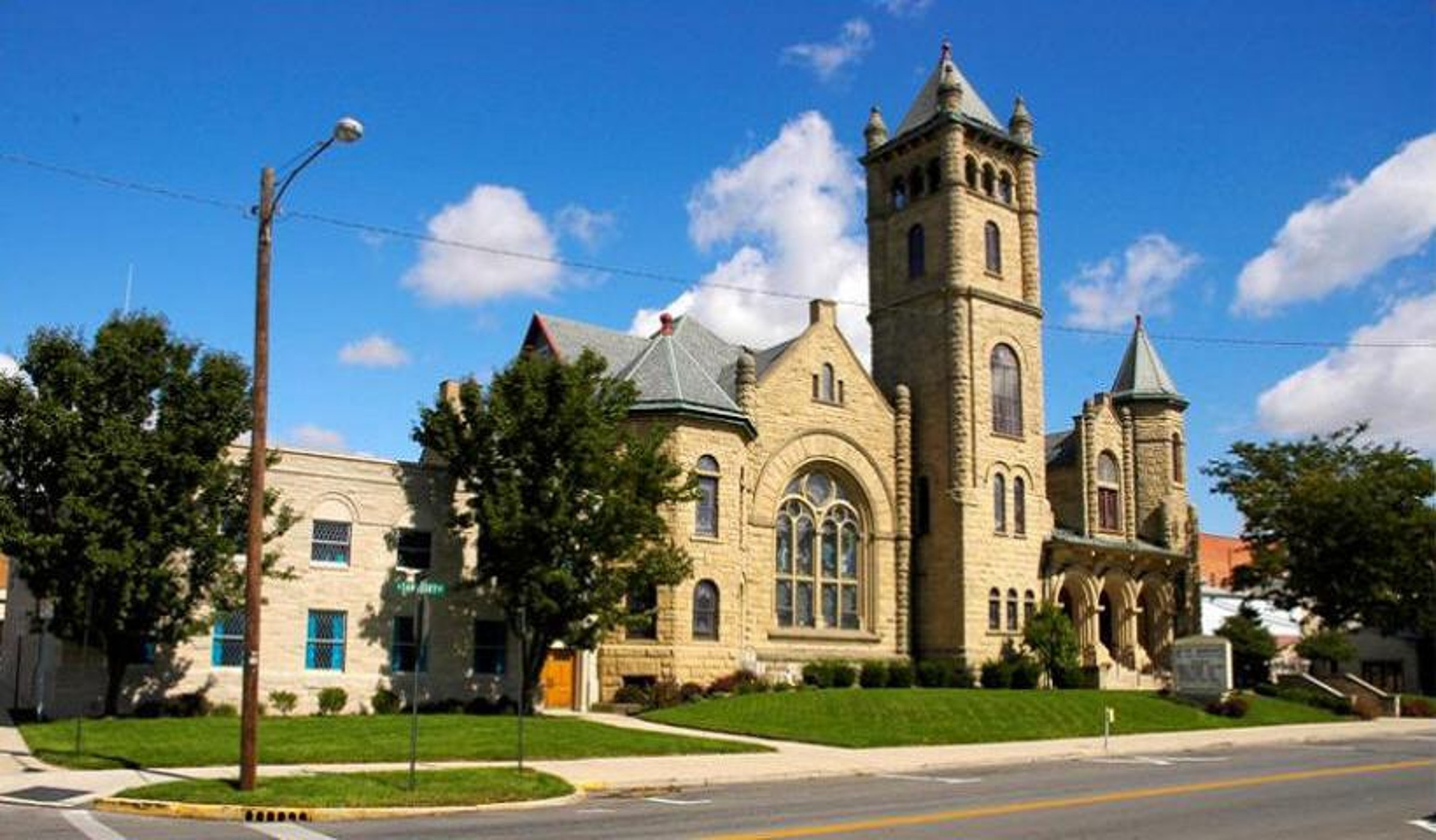 St Andrews United Methodist Church - Findlay, Ohio